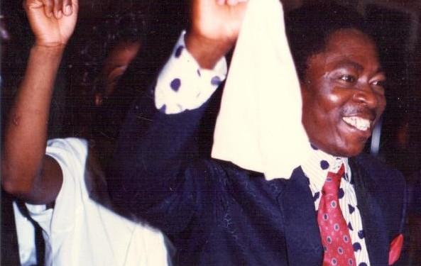 Rev. Francis Akwasi Amoako