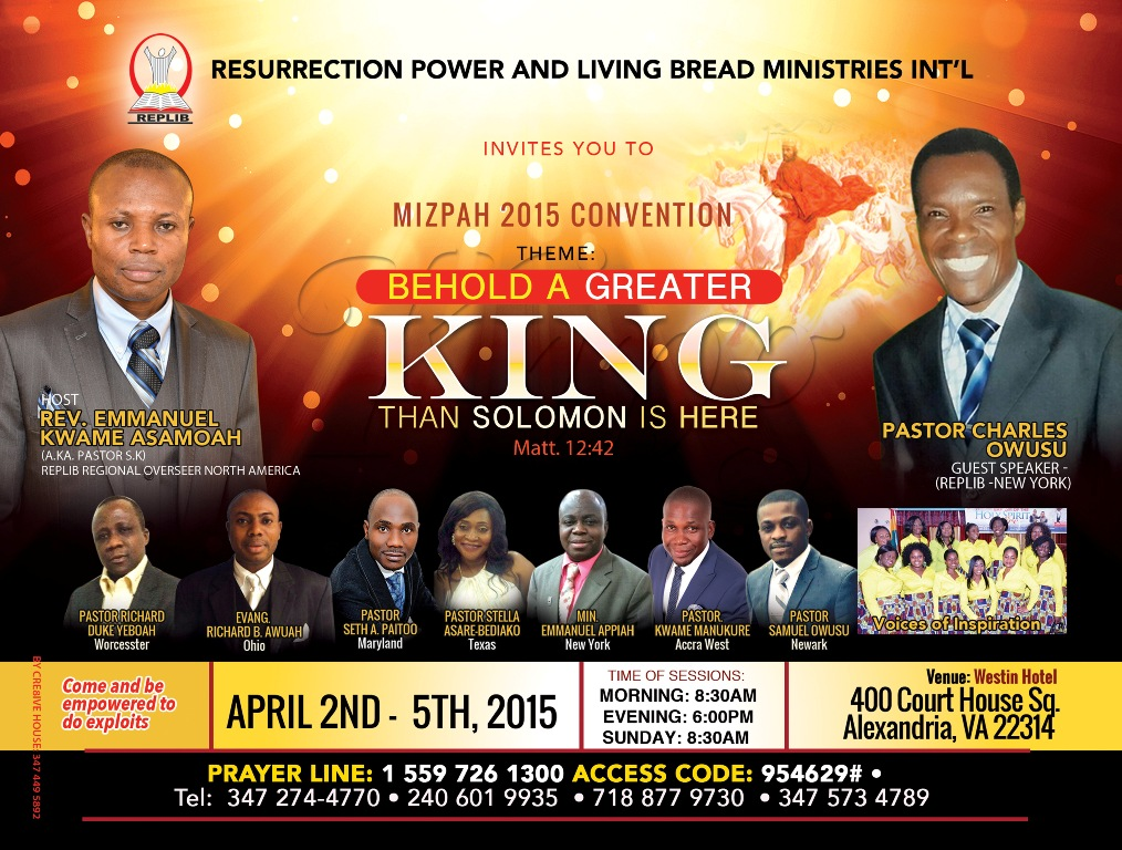 Mizpah Convention